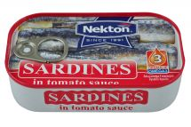 large image Sardines in tomato sauce