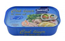 large image Premium cod  livers in own oil