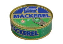 large image  Mackerel in brine slightly